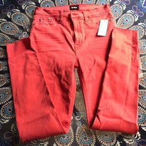 Hudson Jeans sz 28 skinny high waist NWT!